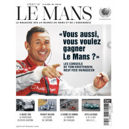 Spirit of le Mans N° 18