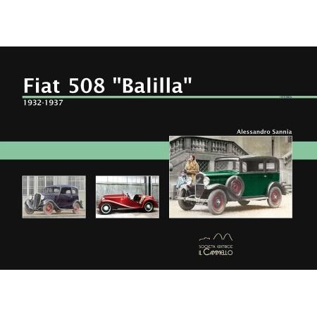 """FIAT 508 """"BALILLA"""" 1932 - 1937"""