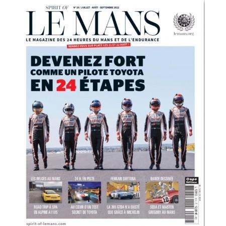Spirit of le Mans N° 19