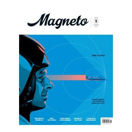 Magneto Magazine issue 11 Autumn 2021