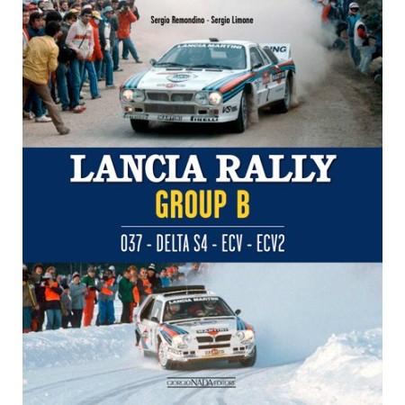 LANCIA RALLY GROUP B. 037- DELTA S4 - ECV - ECV2