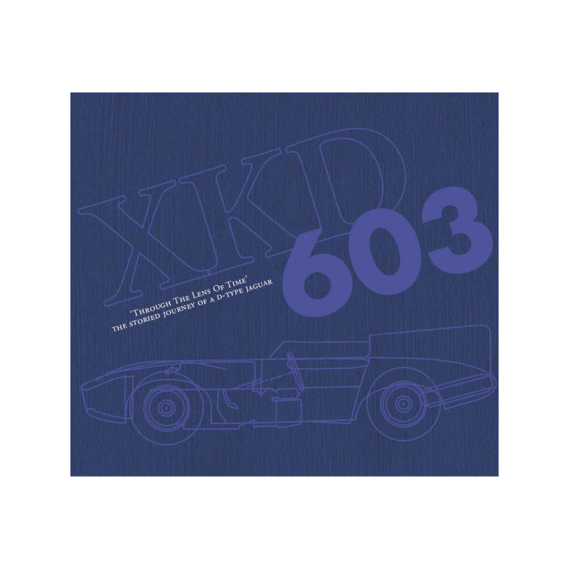XKD 603 - Through The Lens Of Time : Signed and Numbered Slip cased edition