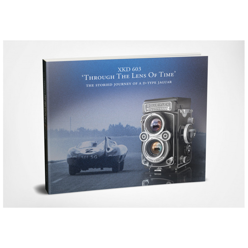 XKD 603 - Through The Lens Of Time - Standard edition