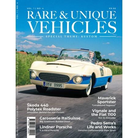 Rare & Unique Vehicles n°4