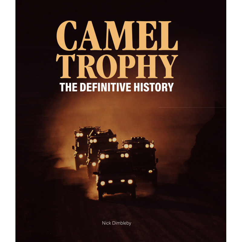 Camel Trophy - The definitive history