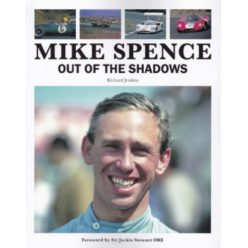 Mike Spence : Out of the Shadows