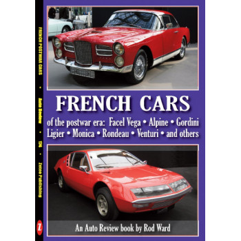 French Cars : Auto Review Album Number 174