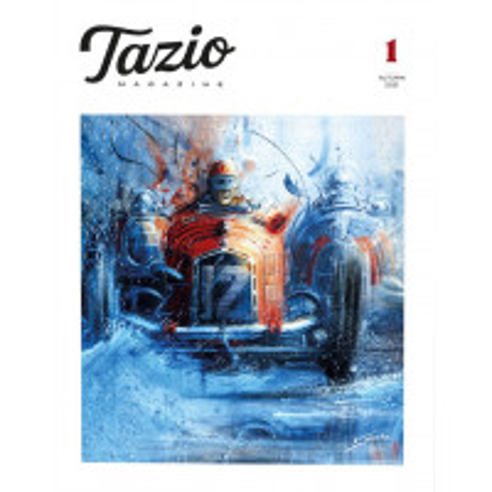 Tazio Magazine - Issue 1 Fall 2021 - English OR German