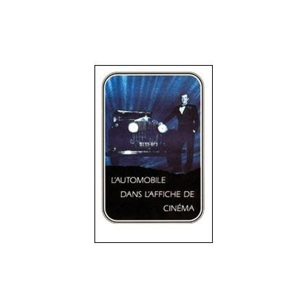 L'automobile dans l'affiche de cinéma