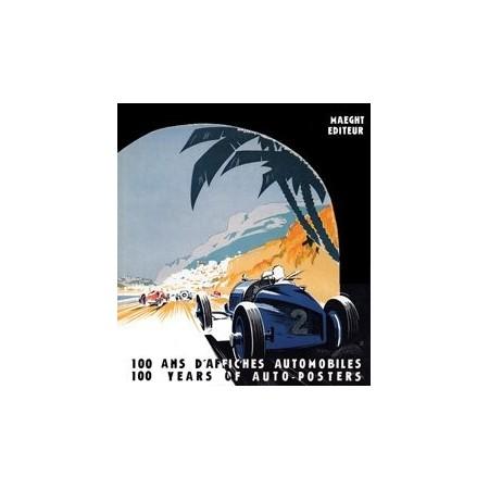 100 ans d'affiches automobiles