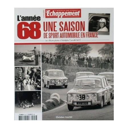 L'année 68, une saison de sport automobile en France