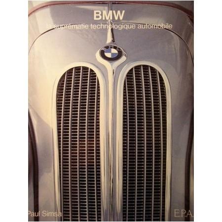 BMW la suprématie technologique automobile