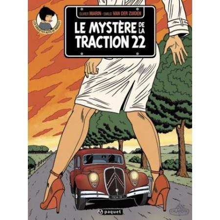 Le mystère de la Traction 22
