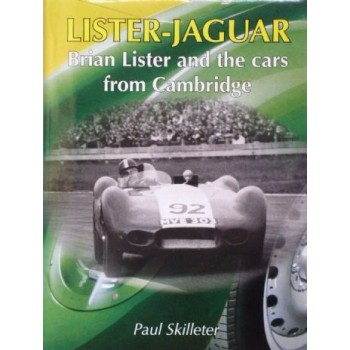 Lister-Jaguar, Brian Lister and the cars from Cambridge