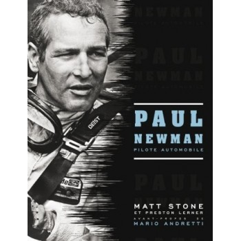 Paul Newman, pilote automobile
