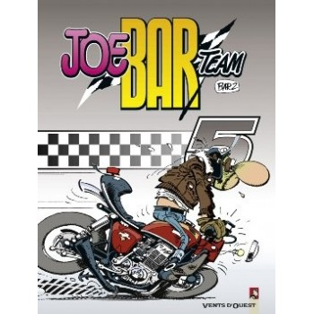Joe Bar team - Tome 5