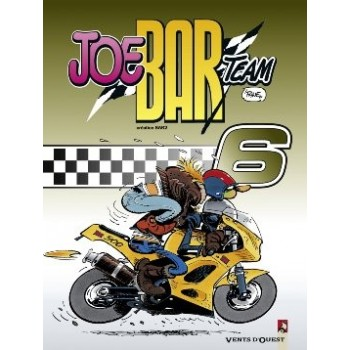 Joe Bar team - Tome 6