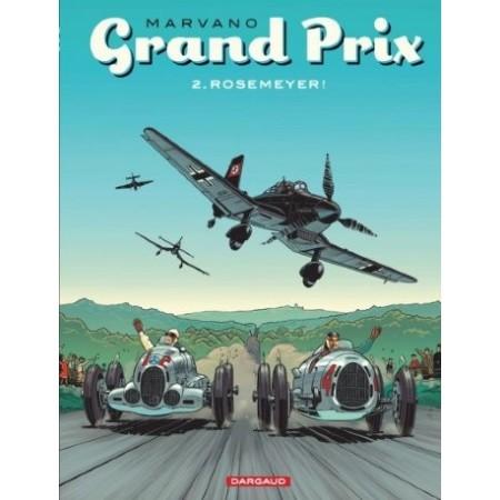 Grand Prix, Tome 2: Rosemeyer