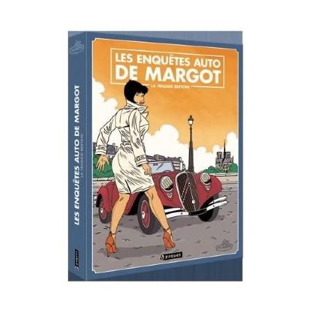 Les enquêtes auto de Margot