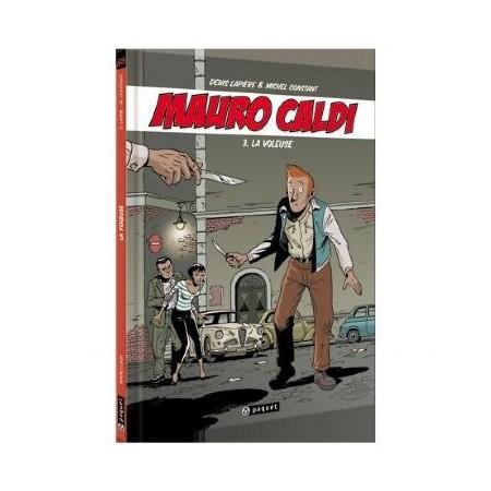 Mauro Caldi Tome 3 - La voleuse