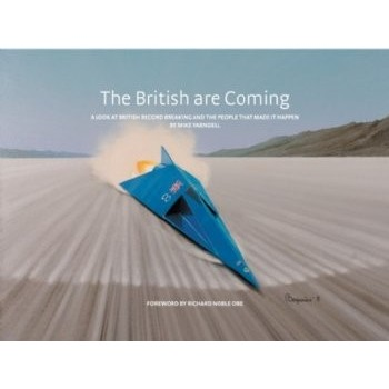 The British are Coming: A look at British Record Breaking and the people that made it happen