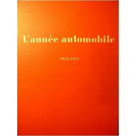 L'année automobile n°06 1958-1959