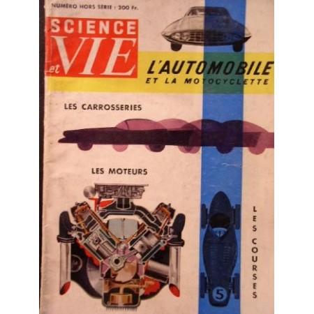 Science et Vie Hors série (Automobile) 1956-1957