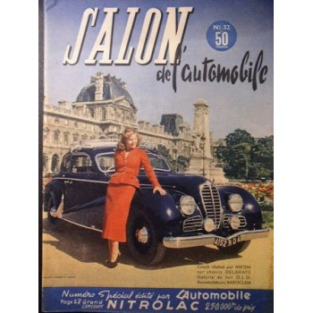 L'automobile N°32 Salon 1948