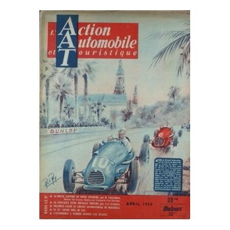 L'Action Automobile et Touristique, avril 1950
