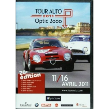Tour Auto Optic 2000 2011