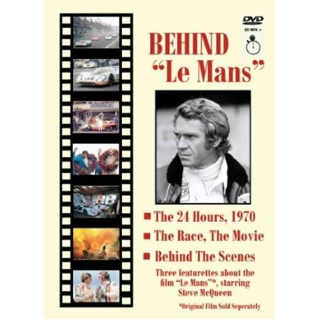 Behind Le Mans (Steve McQueen) - DVD