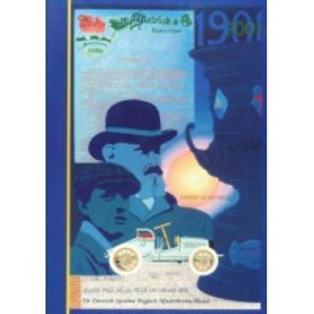 De Dietrich & Cie 1901 - 2011 - Plaquette