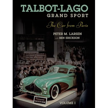 Talbot-Lago Grand Sport, The Car from Paris - Edition standard 600 exemplaires numérotés