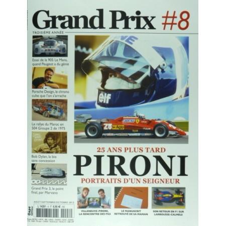 Grand Prix N° 8 (août-septembre-octobre 2012)