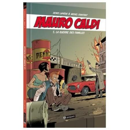 Mauro Caldi Tome 5: La guerre des familles