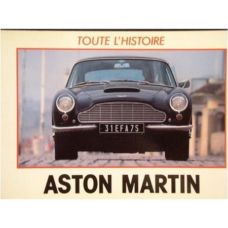 Aston Martin Toute l'histoire