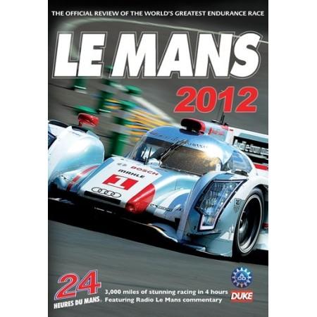 Le Mans 2012 - DVD