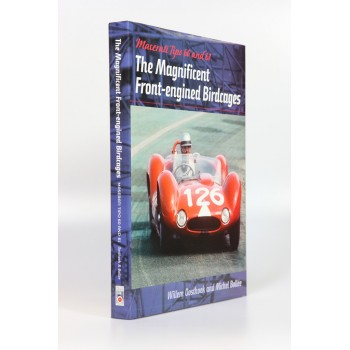 Maserati Tipo 60 and 61 (Birdcage)