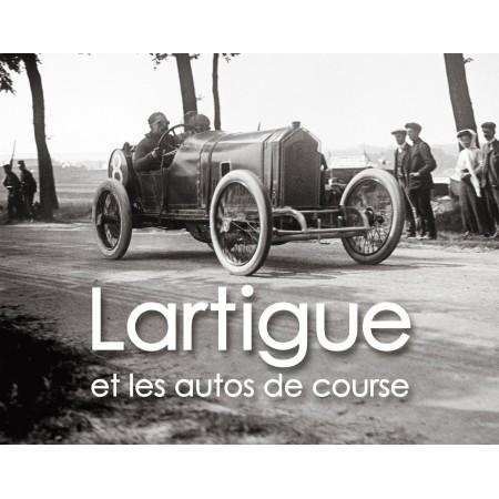 Lartigue et les autos de course