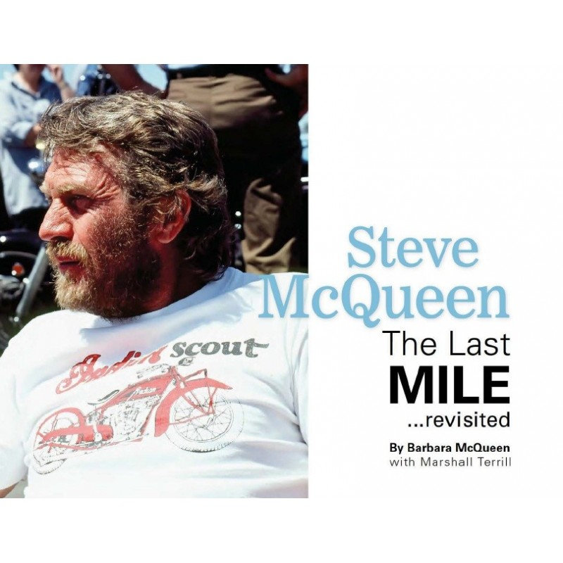 Steve Mcqueen The Last Mile Librairie Motors Mania