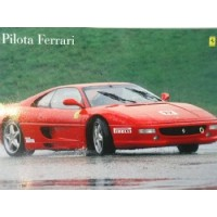 Catalogue d'usine FERRARI 1071/96
