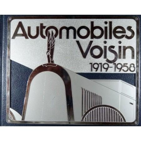 Automobiles VOISIN 1919-1958 - Edition White Mouse