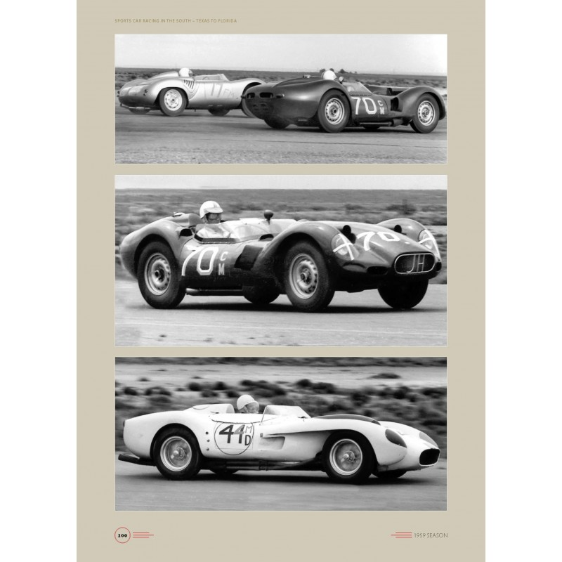 ... Sports Car Racing In The South: From Texas To Florida 1959 1960 ...