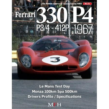 Sportscar Spectacles by Hiro N° 1: Ferrari 330 P4 P3/P4 412P 1967