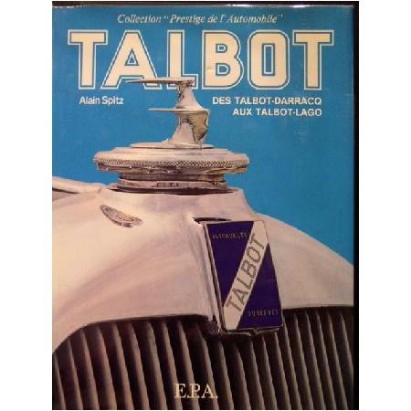 Talbot des Talbot-Darracq aux Talbot-Lago