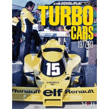 Racing Pictorial Series by Hiro N° 19 Turbo Cars 1977-83