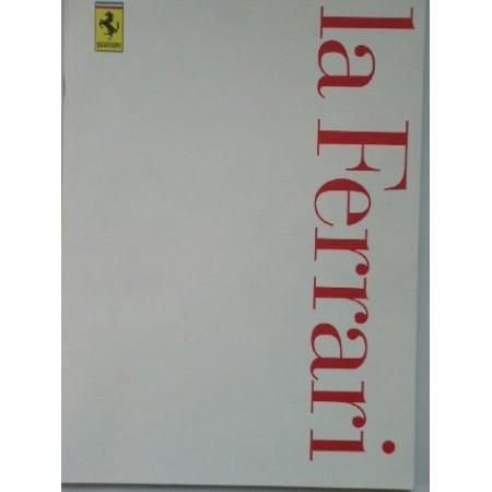 Catalogue FERRARI 1159/97