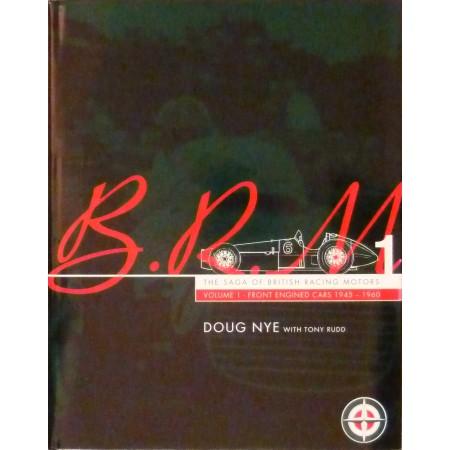 BRM Vol. 3 Monocoque V8 Cars 1963-1969