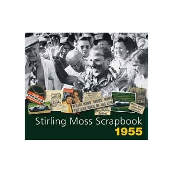 Stirling Moss Scrapbook 1955 (Signed, Standard Edition)