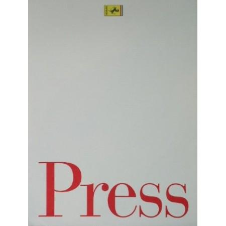 Dossier de presse FERRARI